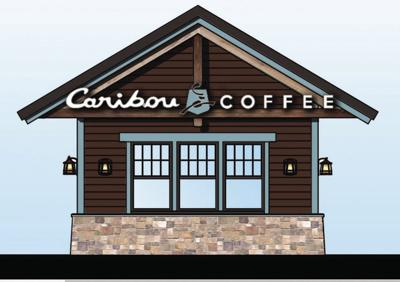 Drive-thru Caribou coming to 42 and Newton