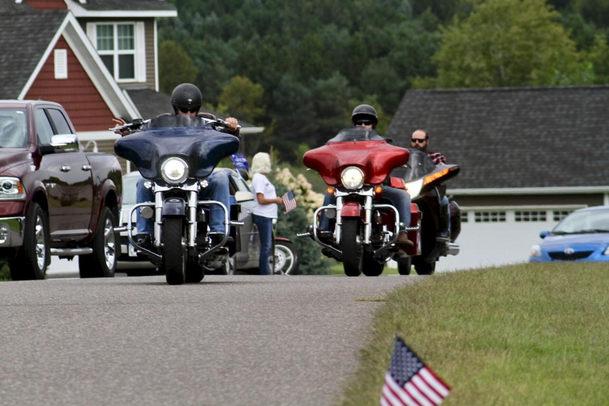 Motorcycle brigade 09-03-20