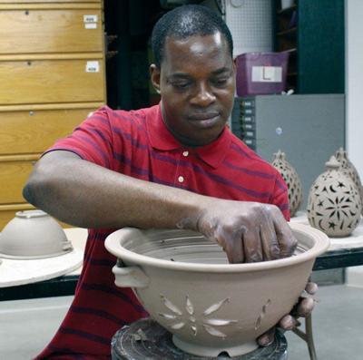 Adama Sow: potter, teacher, traveler