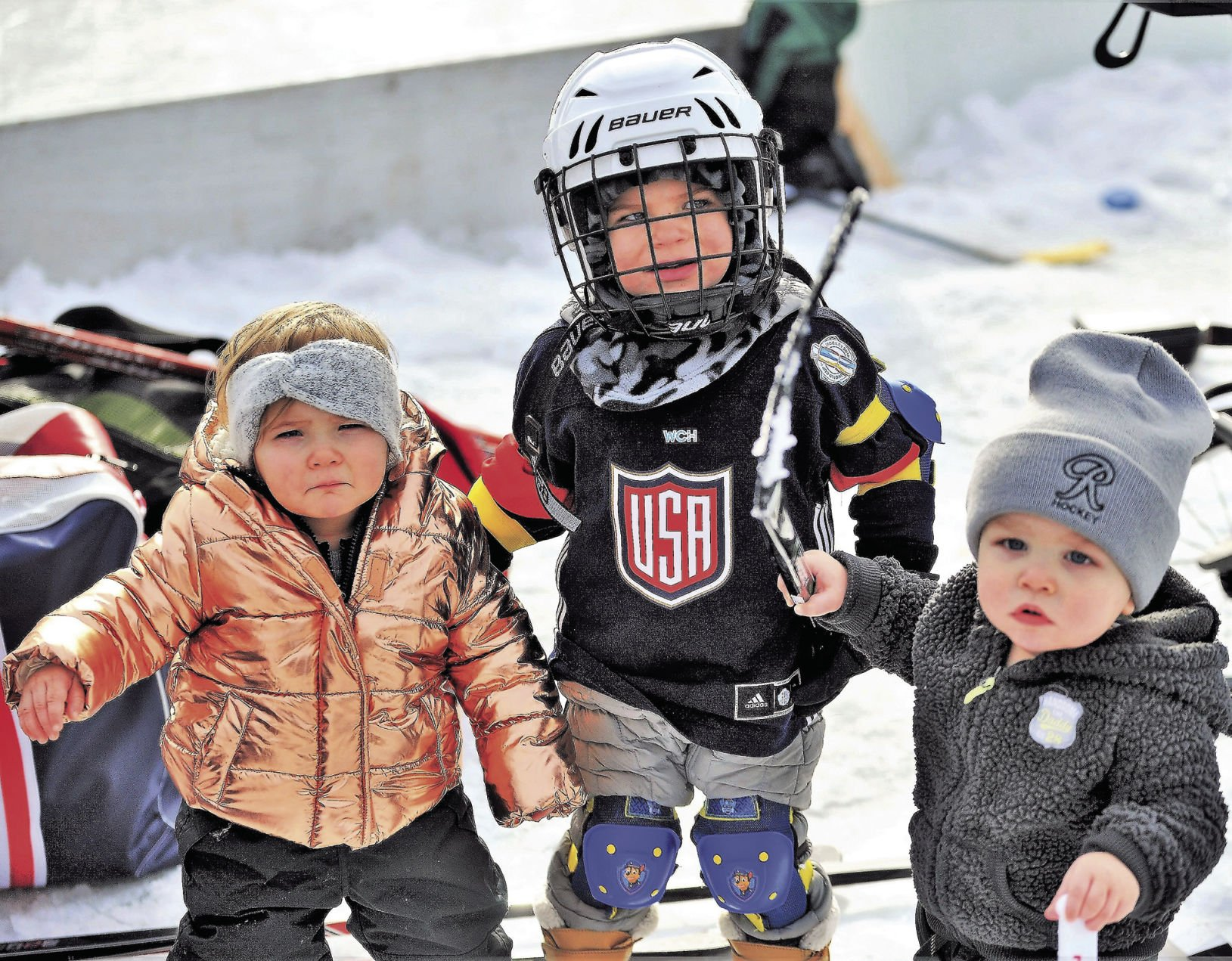 Five Hockey Champions Are Crowned In Excelsior, MN's American Pond Hockey Championships