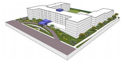 Pentagon Park proposal
