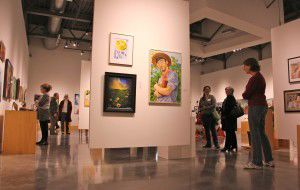Student Show open at Minnetonka Center for the Arts