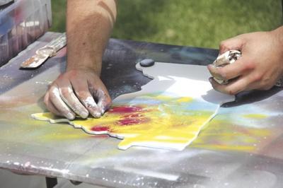 Elmcrest art fair