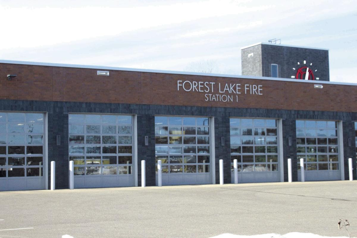 As Forest Lake grows, so do its fire calls