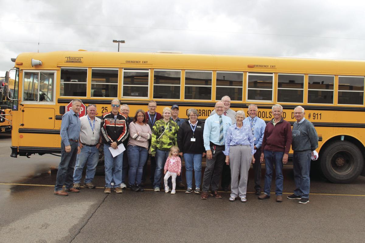 School Bus Driver Appreciation Day Recognizes School Bus Drivers