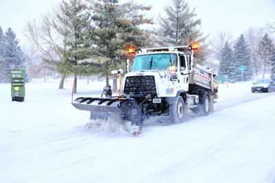 EP snow truck