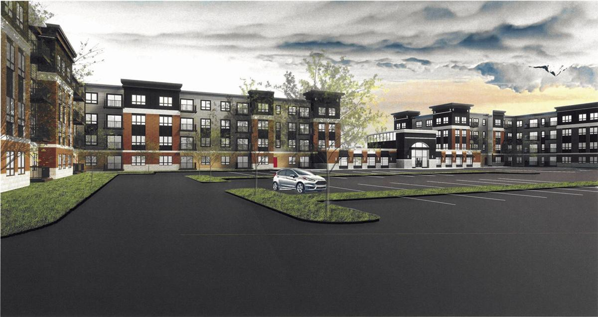 Maple Grove forwards plan for 236-unit apartments | Press And News ...