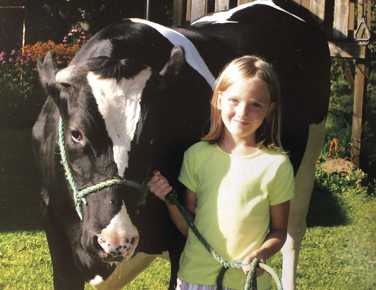 Scanlan reflects on her involvement in 4-H, memories made at