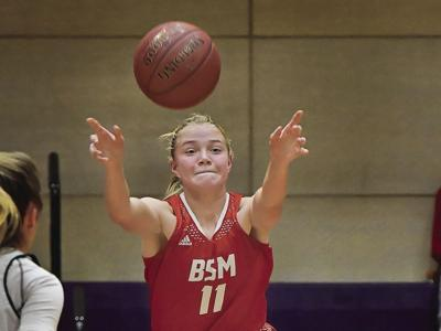 Girls basketball: Young Red Knights are ready to go with Olson