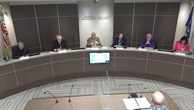 Morrison County Board of Commissioners
