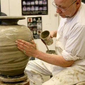 Told by fire: Master potter exhibiting work at Minnetonka Center for the Arts