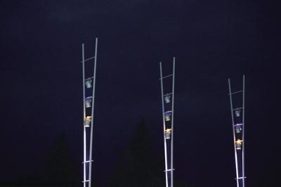 Lights on France Avenue, Aug. 26