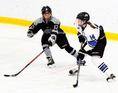 minnetonka girls hockey team reloads with depth experience