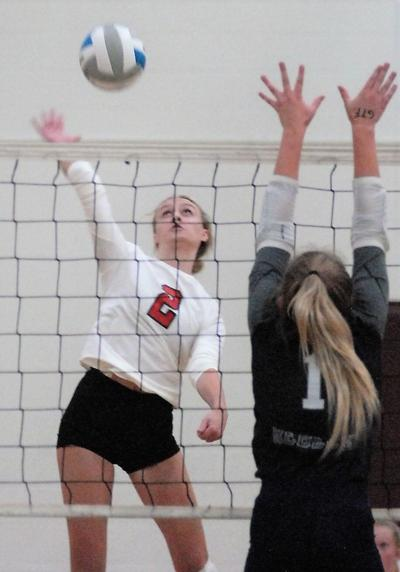 Volleyball schedule reverting to normal