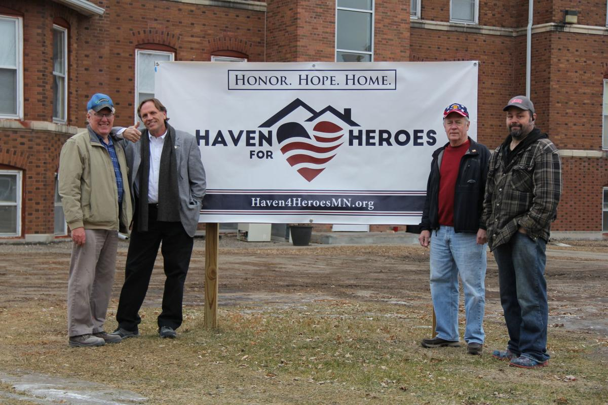 Image result for haven for heroes