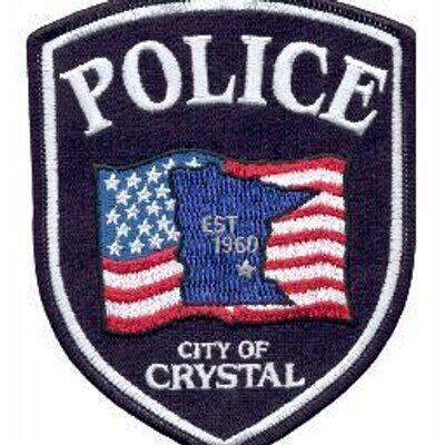 crystal badge