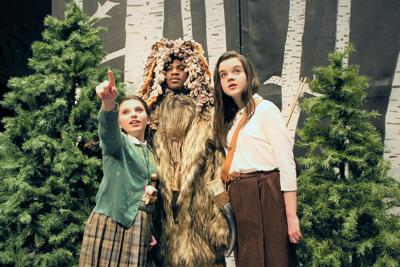 Falcon Ridge Middle School presents 'The Lion, the Witch and the