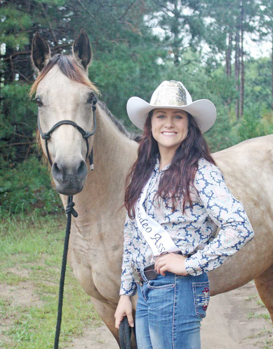 MRA queen ready to compete in Man vs. Beast Rodeo
