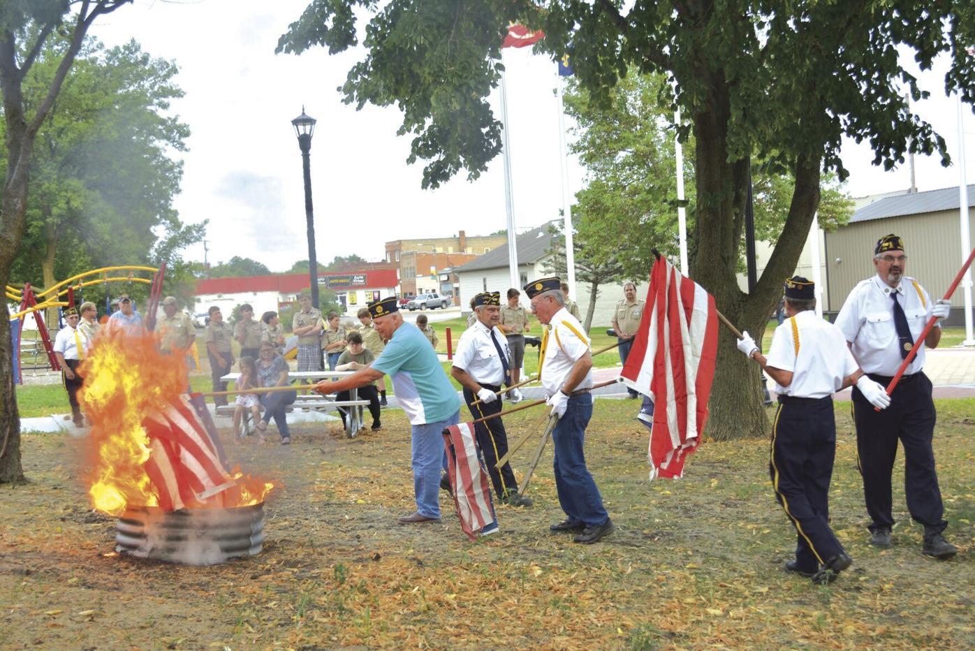 Milaca flag retirement_4.jpg