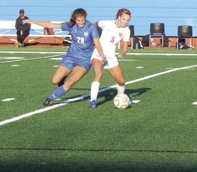 Lady Knights shut out Eden Prairie, improve to 2-1