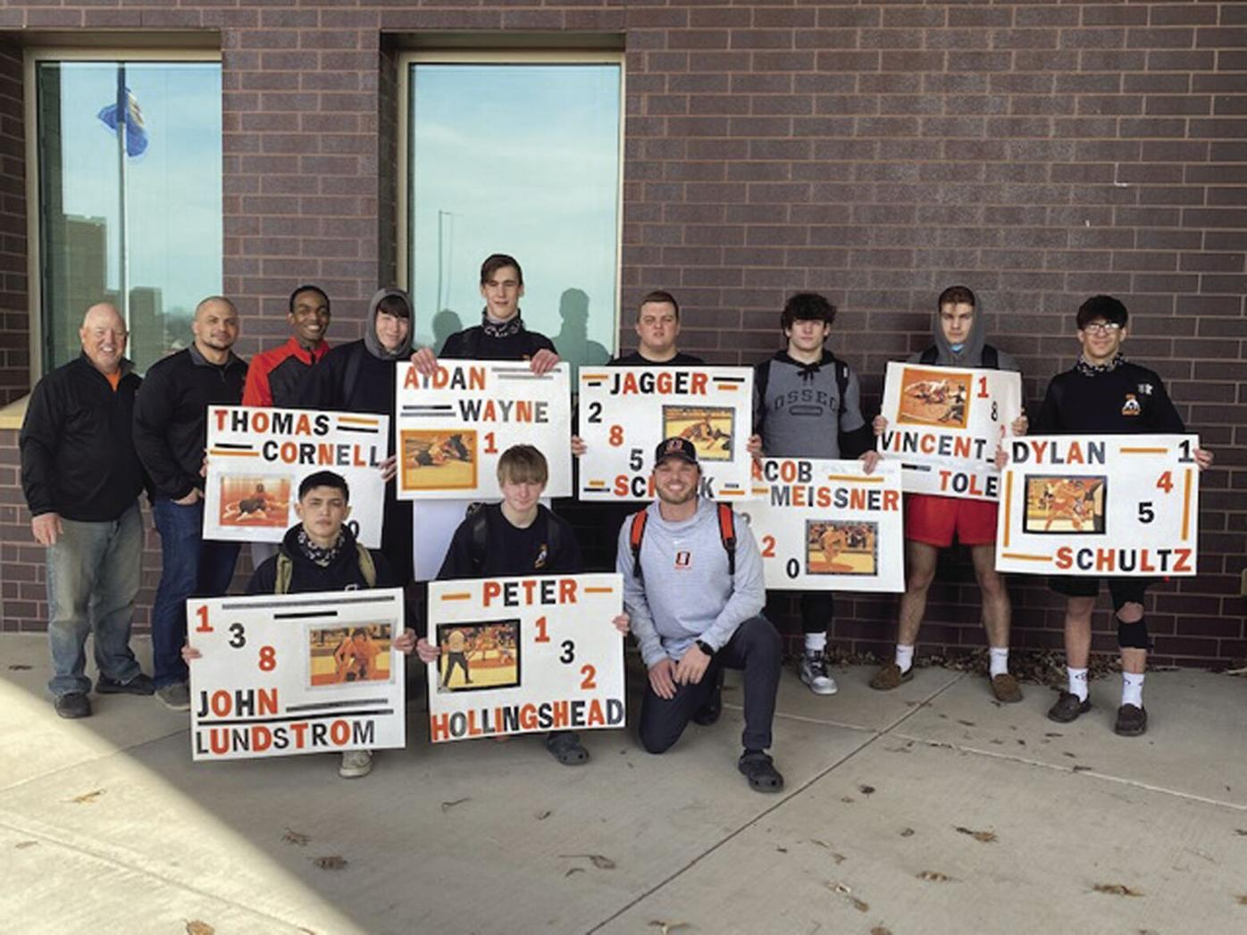 Osseo advances 10 to wrestling super section