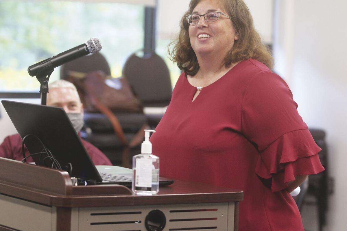 Lisa Willman, principal of Zimmerman Elementary School.