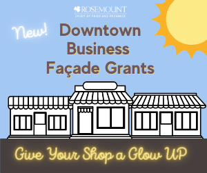 Rosemount downtown business owners can apply for facade grants