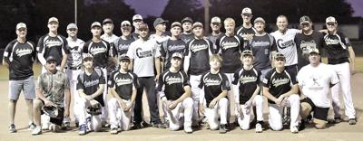 Alumni Baseball team defeats Legion team