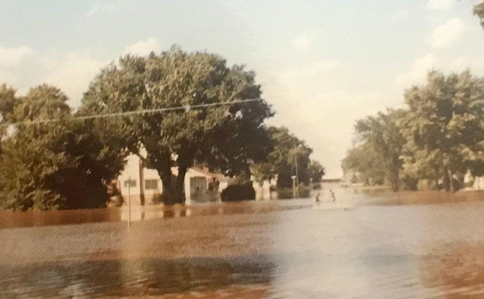 Granddaddy of flash floods' sent Morrison County under water