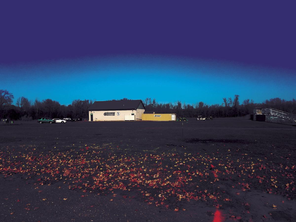 Spectrum hockey rink installation delayed until next fall