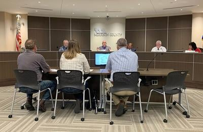 Morrison County Commissioners