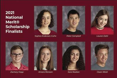 7 Maple Grove students named National Merit finalists