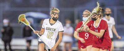 Girls lacrosse: Red Knights rebound from OT loss in a big way