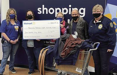auxiliary Walmart