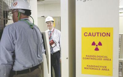 Xcel Monticello Nuclear plant MPR photo