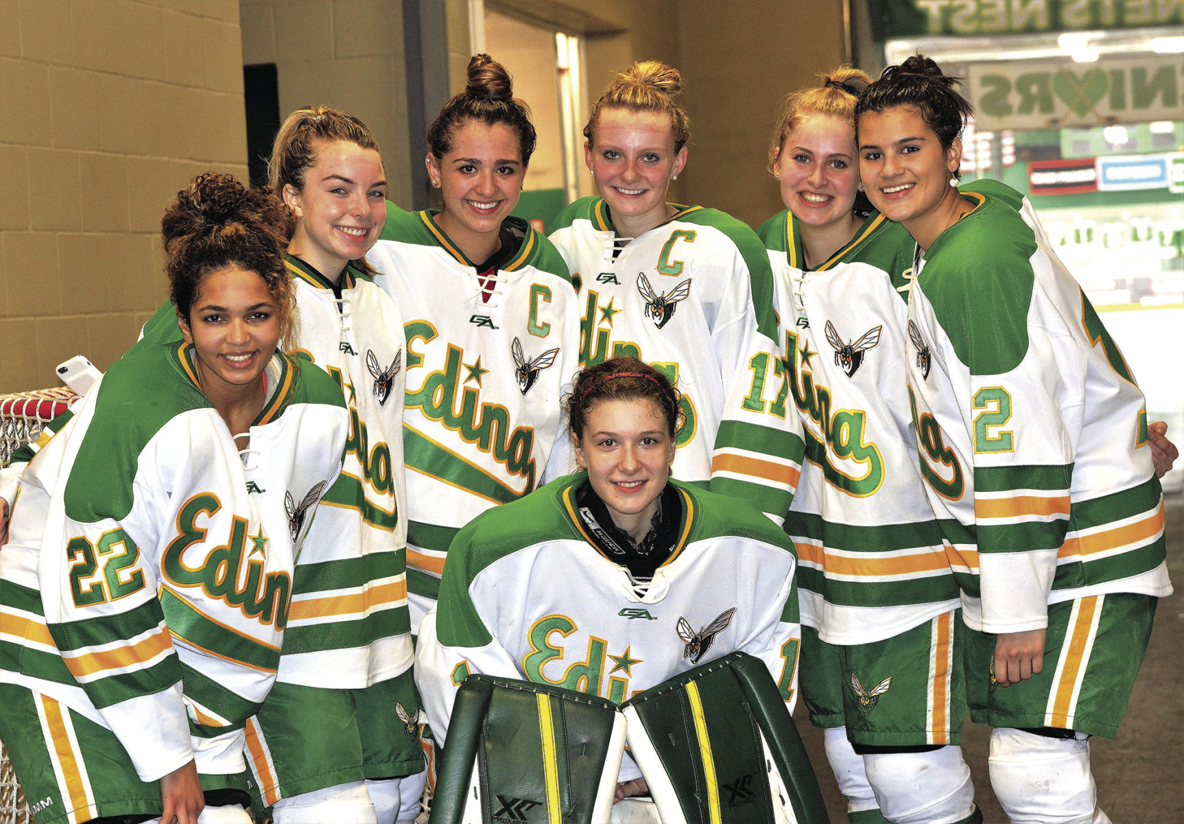 MN H.S.: Girls - Hornet Seniors Share Braemar Memories After Final Game