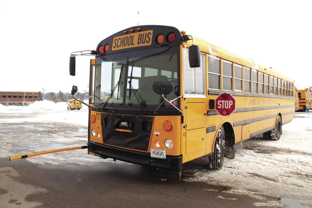 School Districts Celebrate Bus Drivers During Statewide