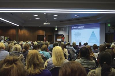 Addressing mental health preventing suicide