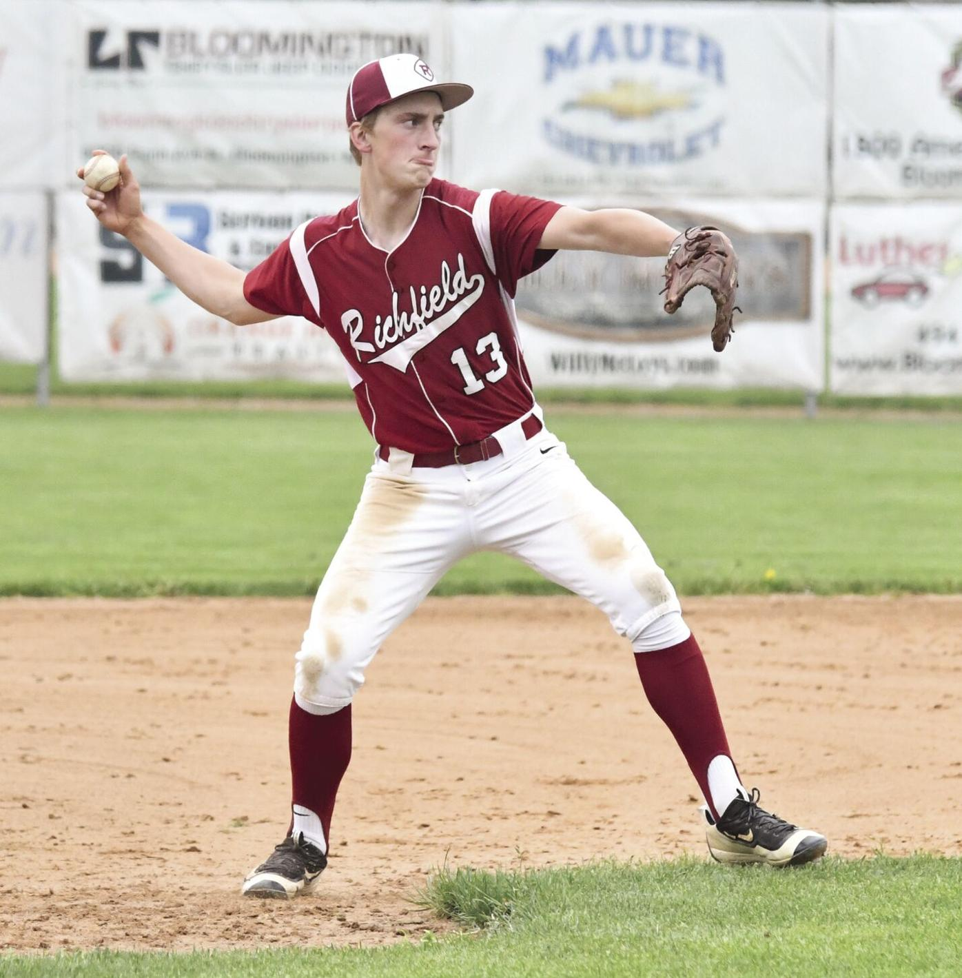 Connor Hintz throw