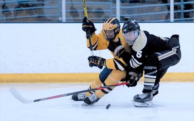 Irish skaters go 2-1 against high-powered competition in St. Louis Park tourney