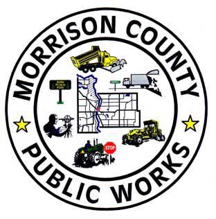 Morrison County Public Works logo