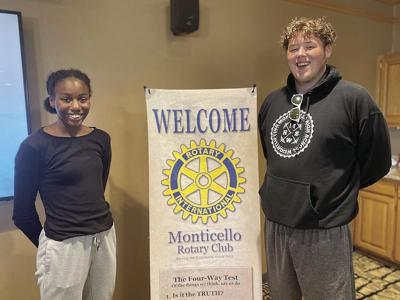 Rotary Students of the Month 10-19