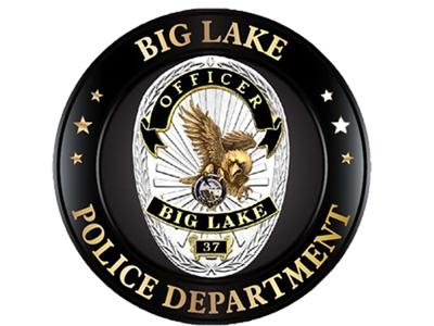 Big Lake Police Badge