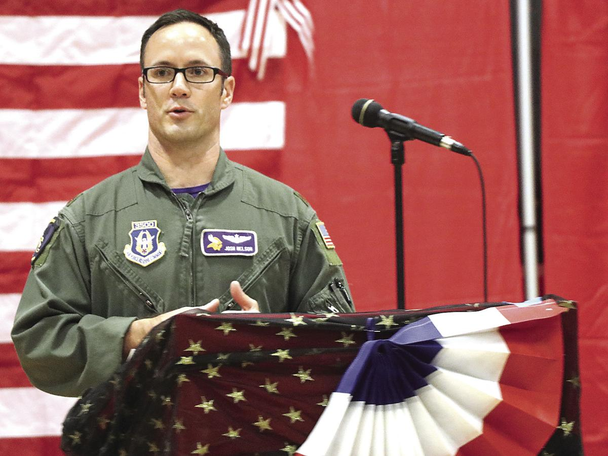 Veteran: There's not just one path written for you