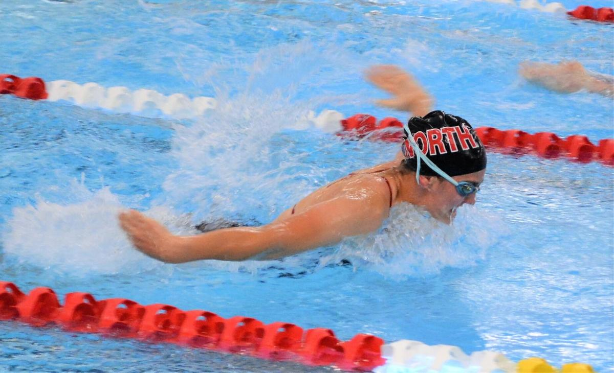 Panther swimmers improve to 2-1