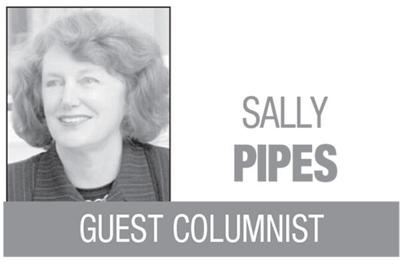 Sally Pipes Column Logo MT