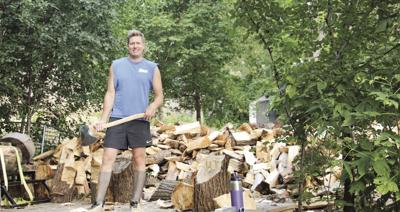 Yo-Ho! Golden Valley lumberjack athlete to compete in world championships