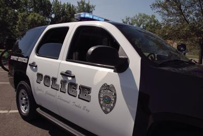 South Lake Minnetonka Police vehicle