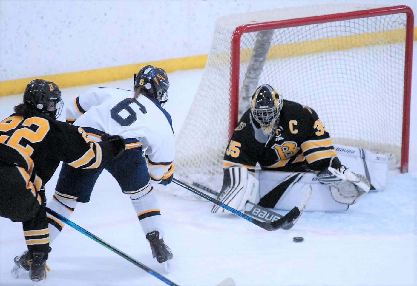 SSC girls hockey: Fun is just beginning for Blaze girls skaters