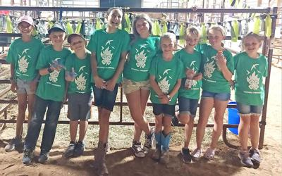 Scandia Valley Firebirds: A 4-H club with a mission